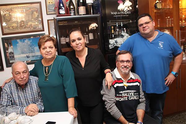 Restaurant Can Costa: menús per a grups, colles i reunions d'empresa per a les properes festes de Nadal