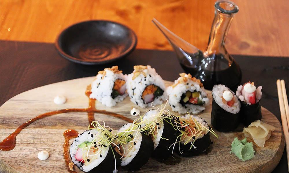 """""""Kombu"""" gastro bar fusion: cuina d'inspiració asiàtica a Figueres"""